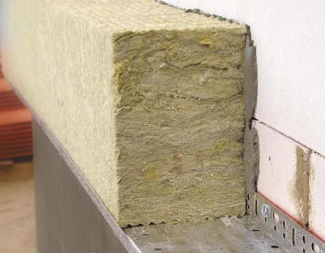 минвата для наружных стен
